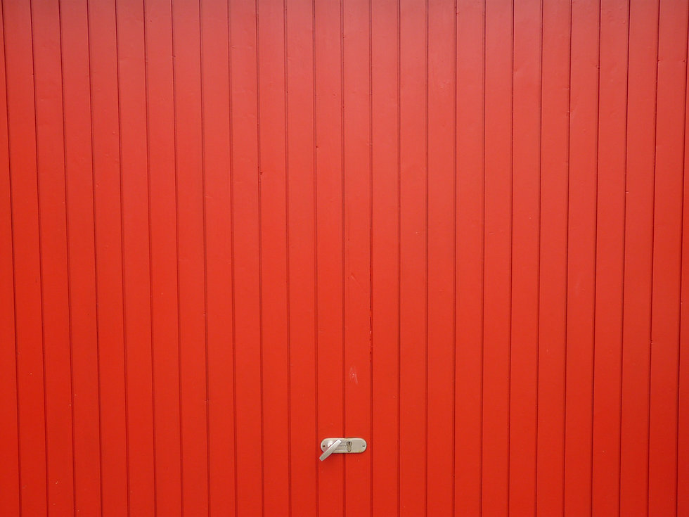 Red Door Garagem