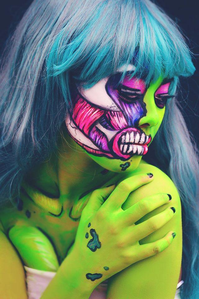 HMUA: Jesse Luxe Model: Mindy Kim Pham Photographer: Christa Dickson Photography