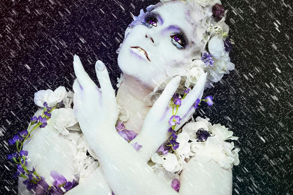 HMUA: Jesse Luxe Model: Sophia Ash Photographer: Christa Dickson Photography