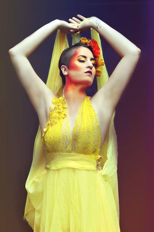 HMUA: Jesse Luxe Model: Tayler Allmon Photographer: Christa Dickson Photography Wardrobe: