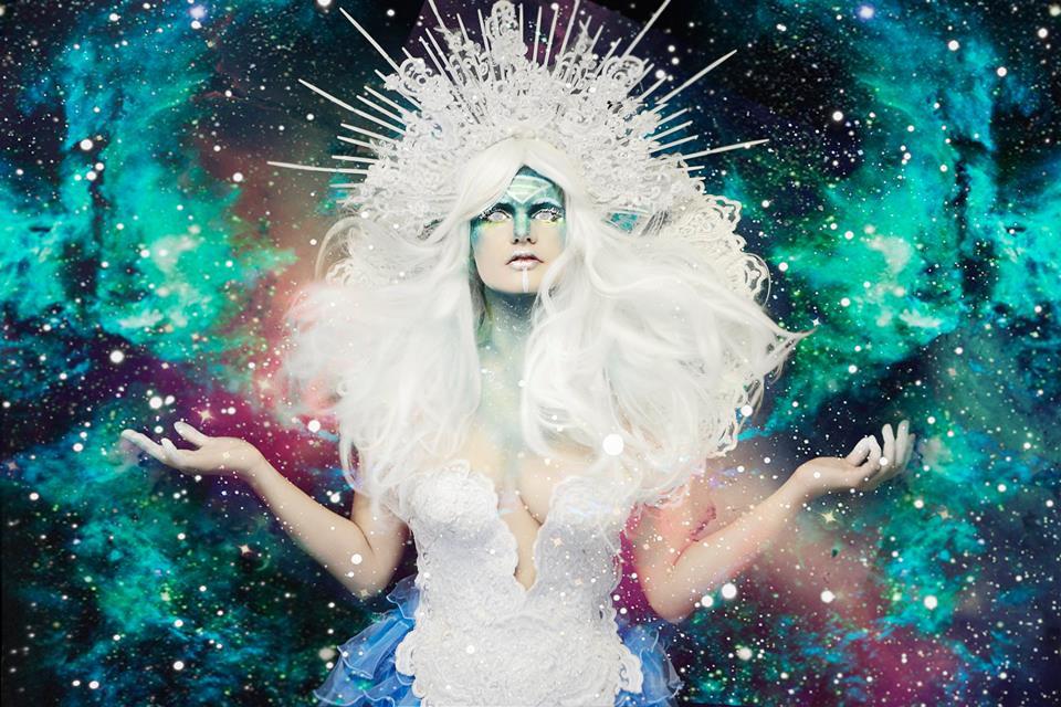 HMUA: Jesse Luxe Model: Ally Good Photographer: Christa Dickson Photography Wardrobe: Lory Sun Artistry
