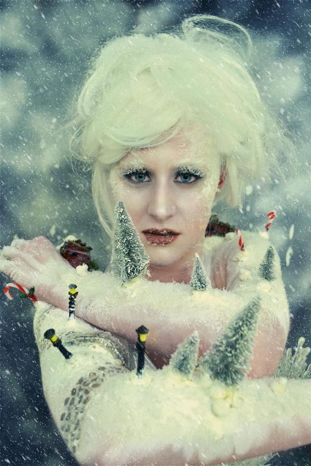 HMUA: Jesse Luxe Model: Emma Visser Photographer: Christa Dickson Photography Wardrobe: Jane's Corsets