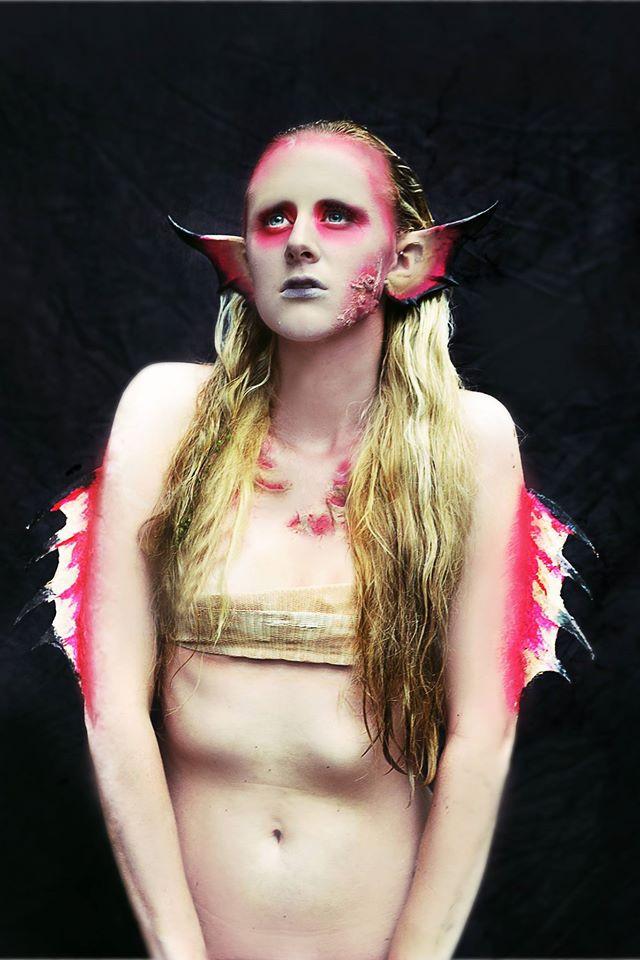 HMUA: Jesse Luxe Model: Emma Visser Photographer: Christa Dickson Photography