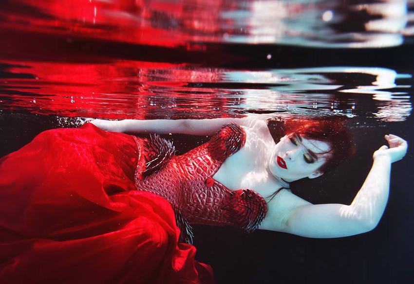 HMUA: Jesse Luxe Model: Jacqueline Benson Photographer: Christa DIckson Photography Wardrobe: Jane's Corsets