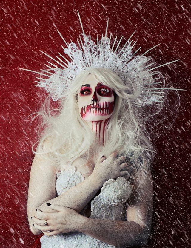 HMUA: Jesse Luxe Model: Alexis Tackett Photographer: Christa Dickson Photography Wardrobe: Lory Sun Artistry