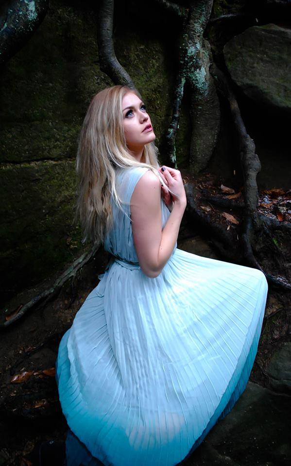 HMUA: Jesse Luxe Model: Kristina Mullenix  Photographer: Jesse Luxe