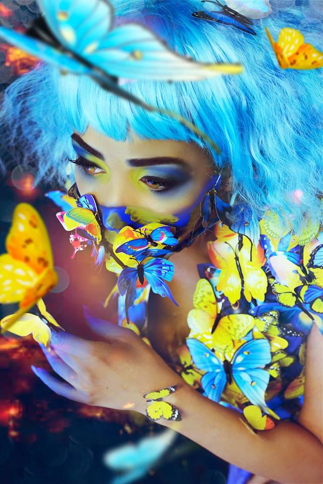 Racquel Butterfly 2
