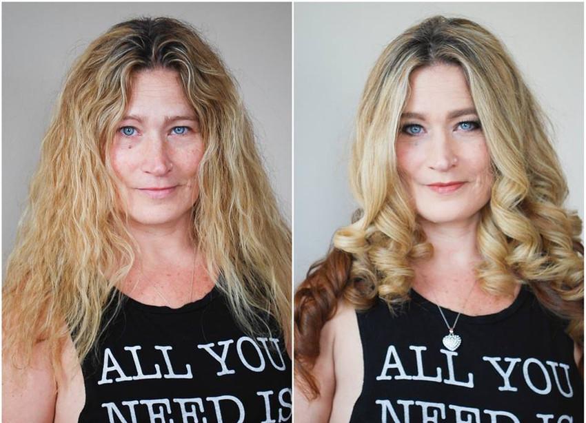 HMUA: Jesse Luxe Model: Yoli Baker Photographer: Kimberly Meadows (Dirty Girl Boudoir)