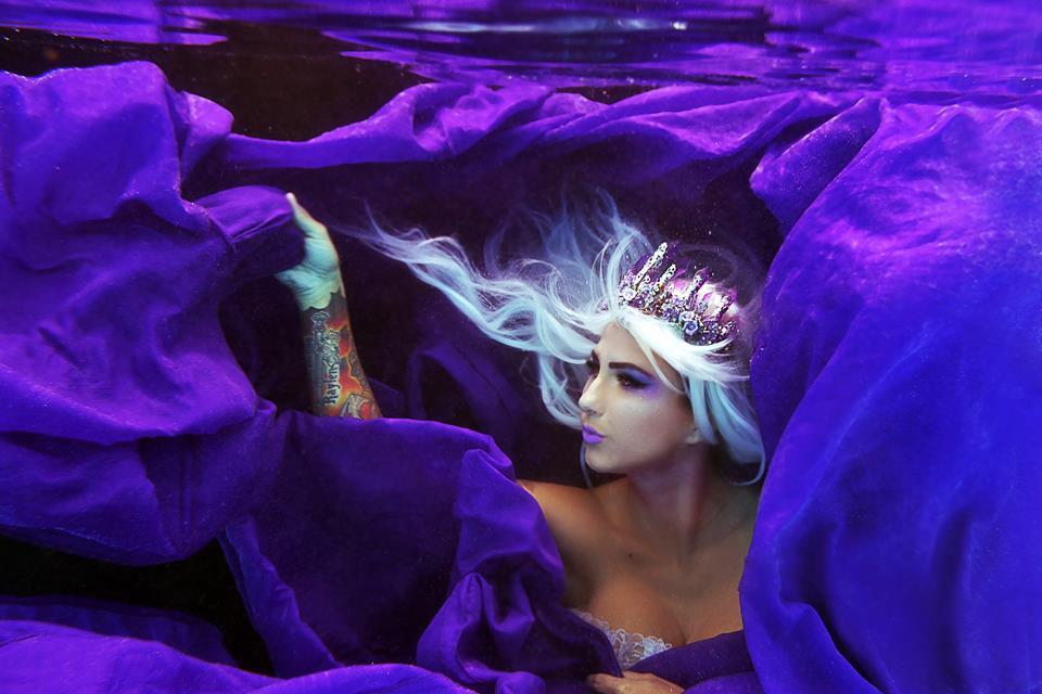Model: Jaci Bishop   HMUA: Jesse Luxe  Photographer: Christa Dickson Photography