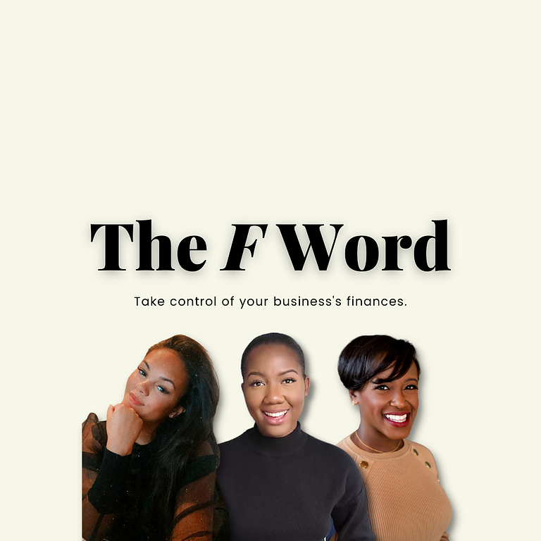 The F Word - Business Finance Workshop