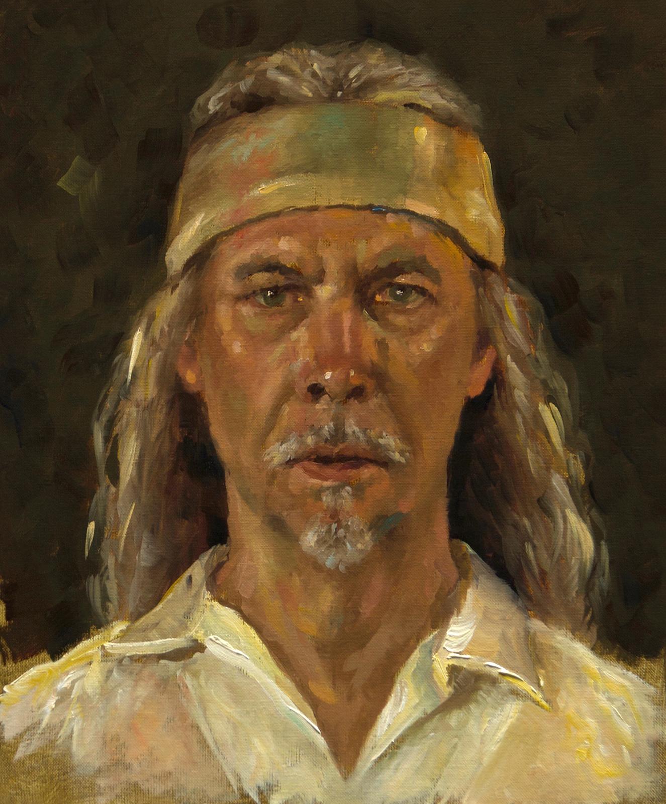 Autoportrait Cyrano de Bergerac
