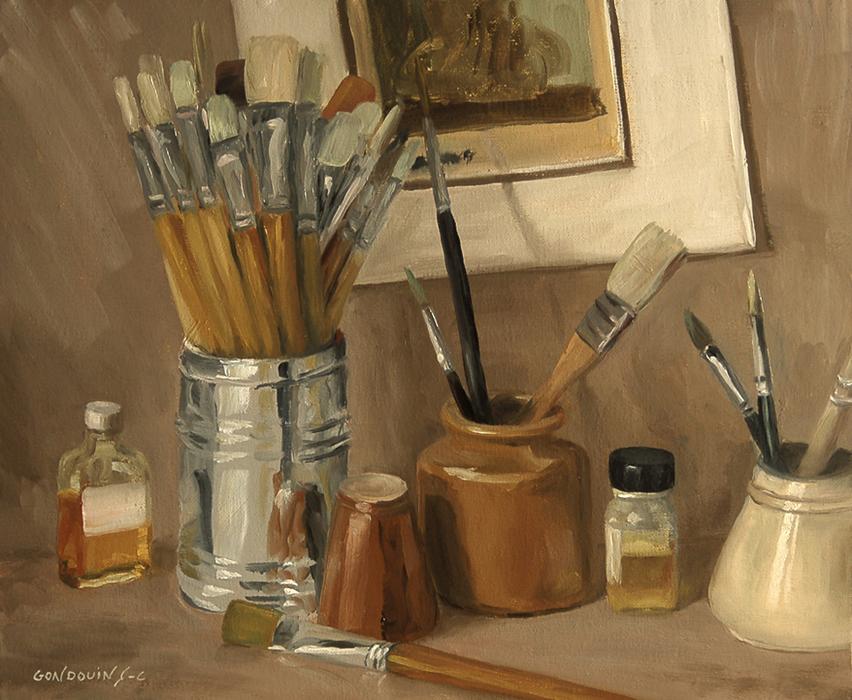 Brosses et pinceaux