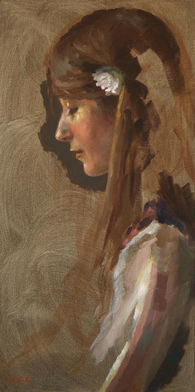 Ophélia, modèle Sonia