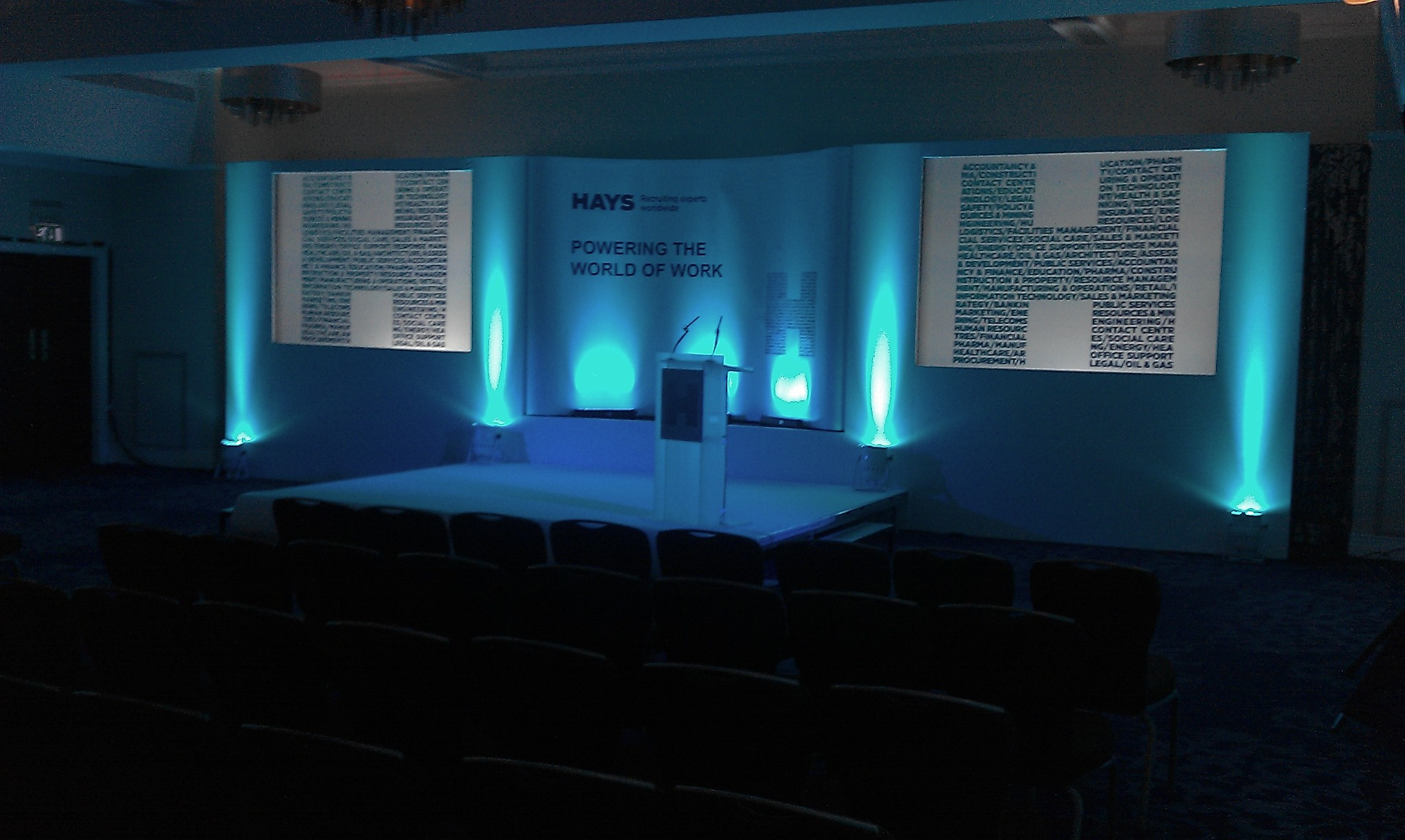 Hayes Employment Conference