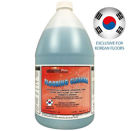 Lamanator Plus Flooring Cleaner - Gallon