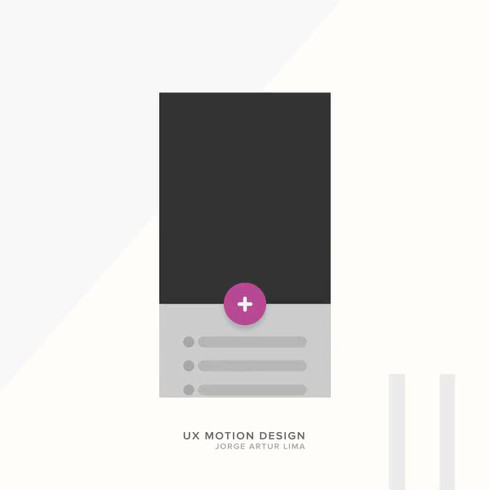 ux motion design interface