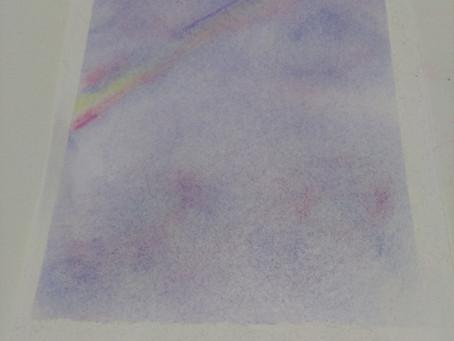 新メニュー!三原色パステルアートとレイキヒーリング で心が落ち着き調和してきます