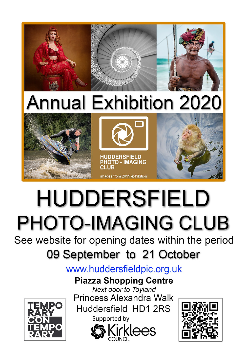 HPIC 2020 Annual Exhibition poster