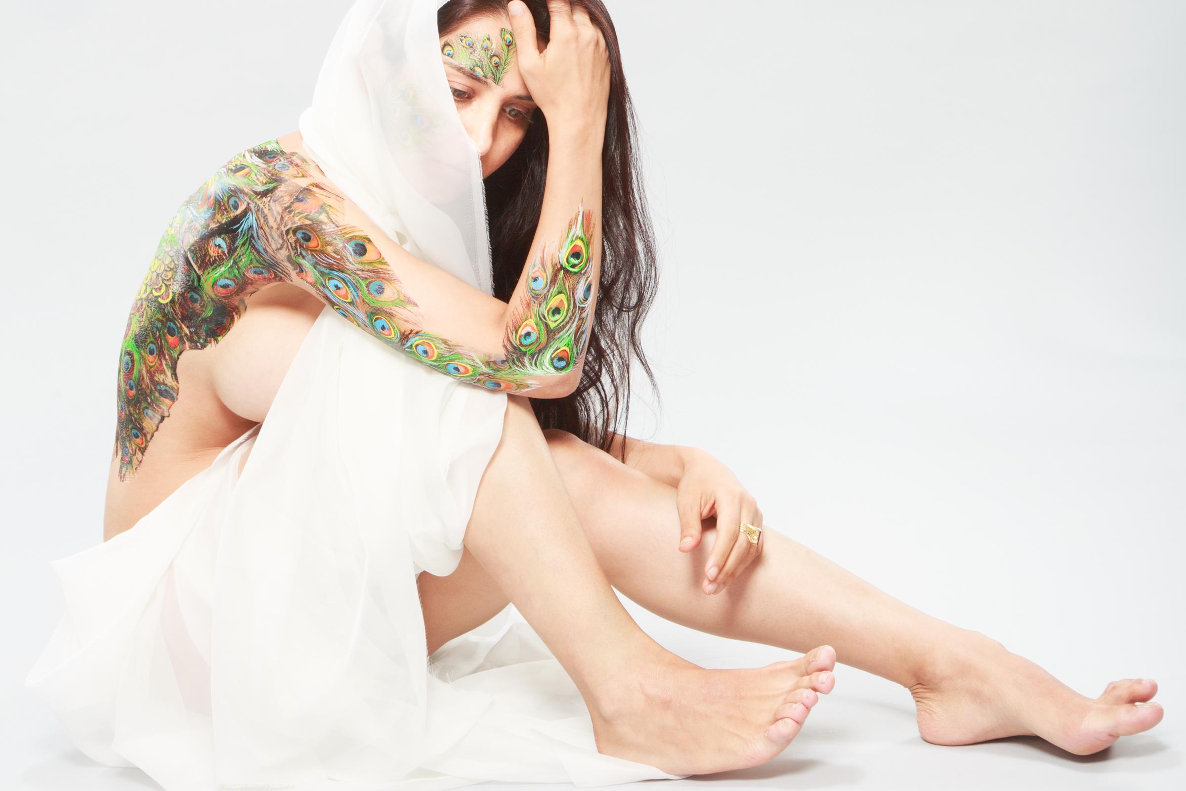 Model:サヘル・ローズ