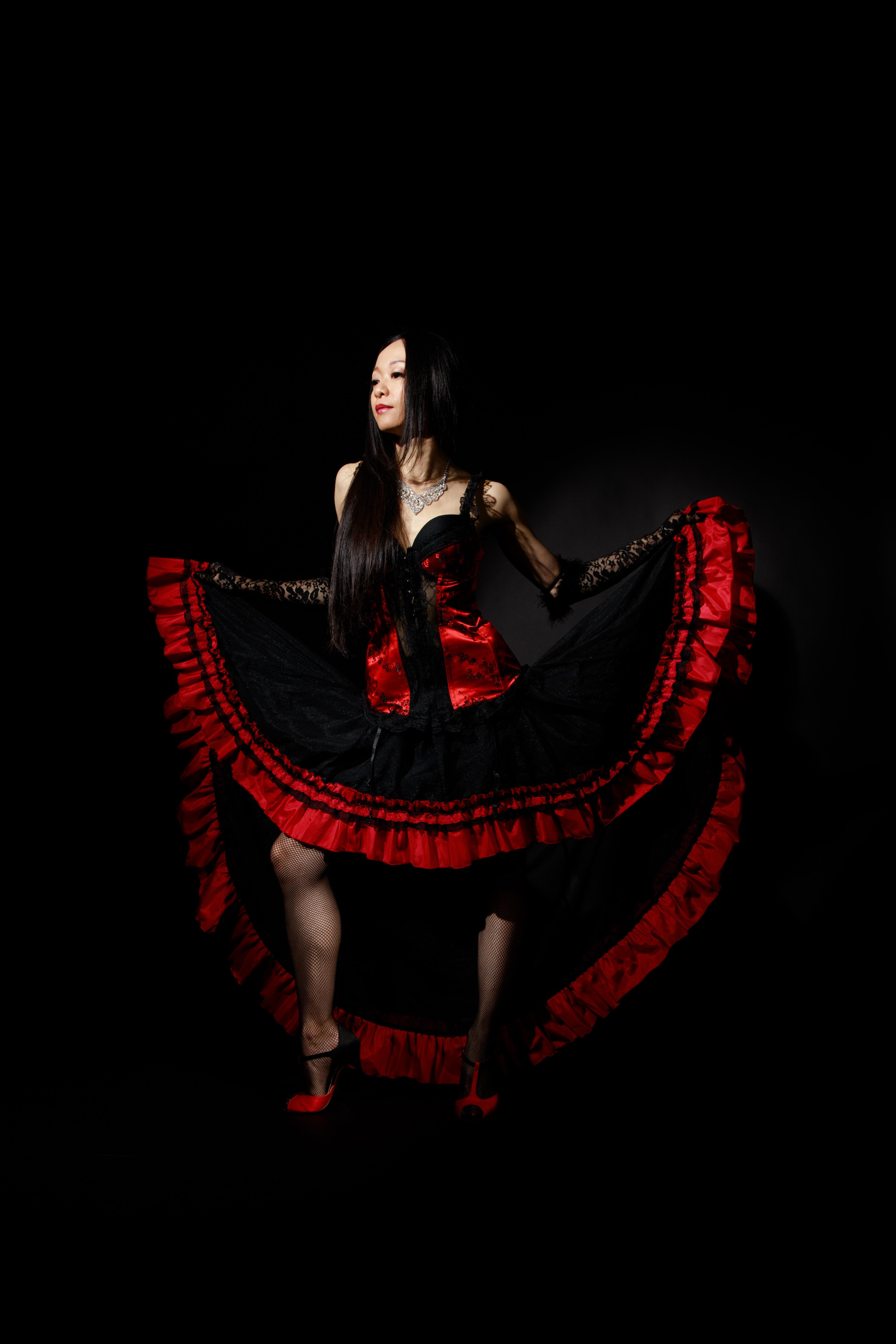 Model:青井美文