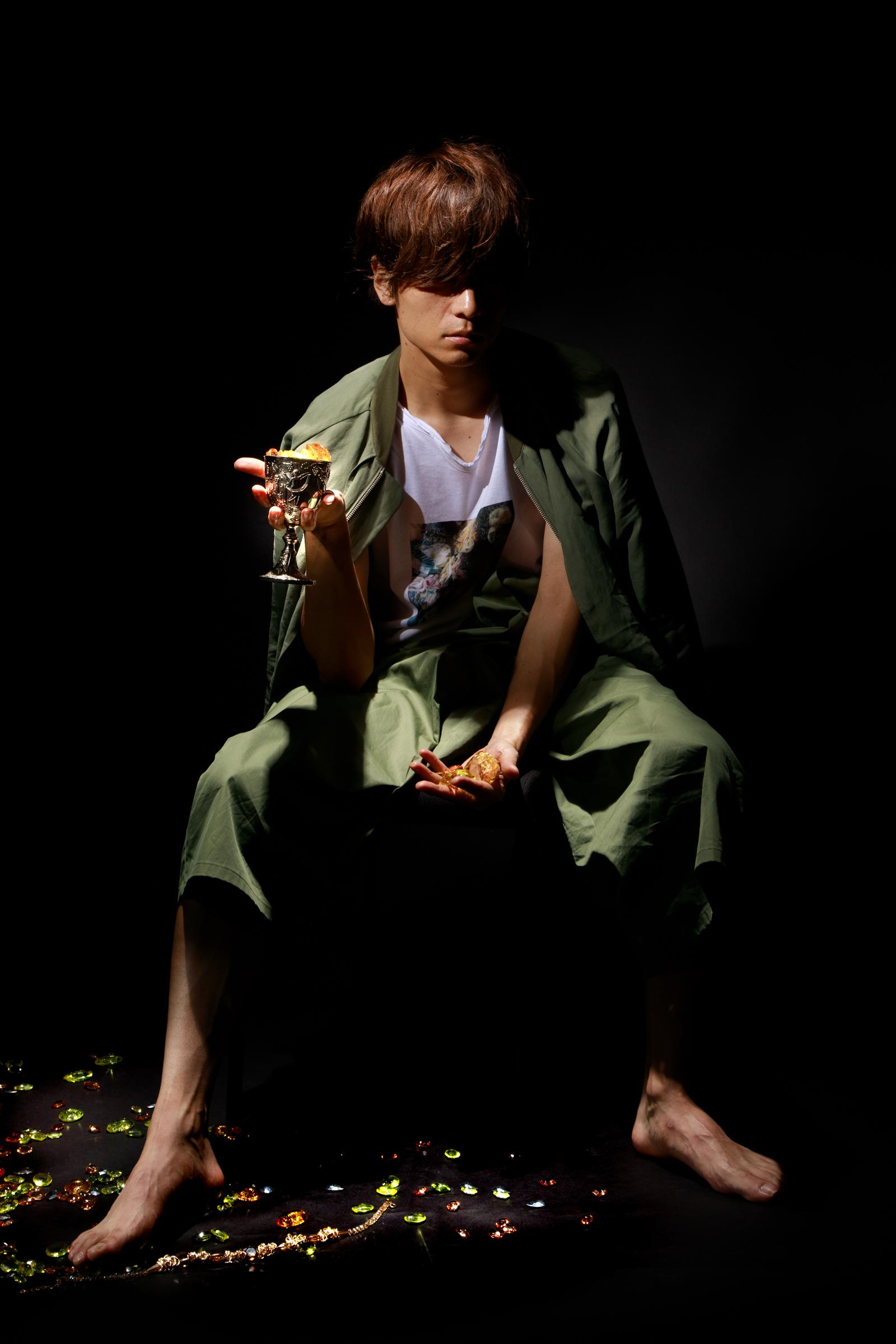 Model: BIGMAMA 金井政人