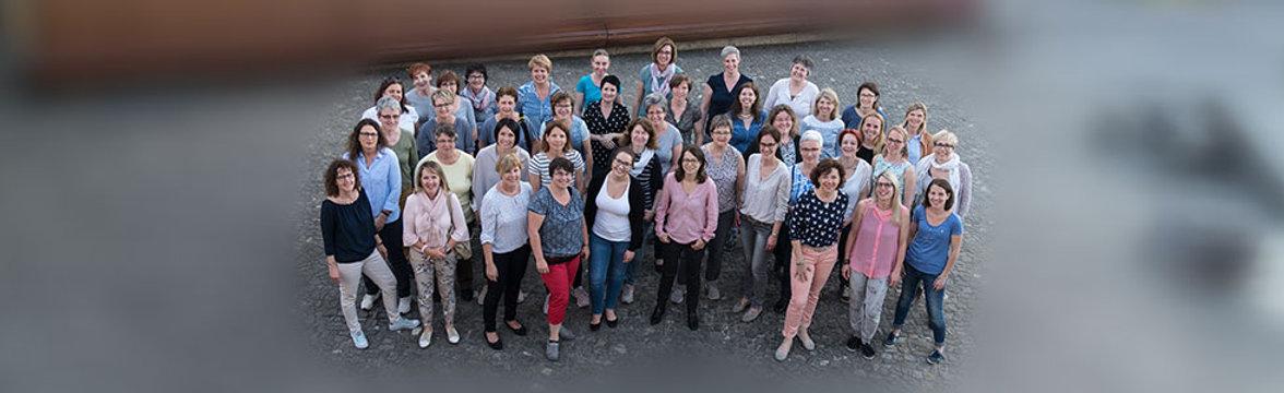 Vorstand Frauenbund Hochdorf