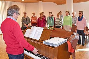 Frauenchor Frauenbund Hochdorf