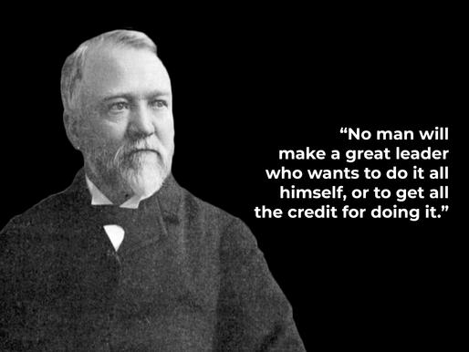 Andrew Carnegie : Scottish-American industrialist and philanthropist ( Born: 25 November 1835 )