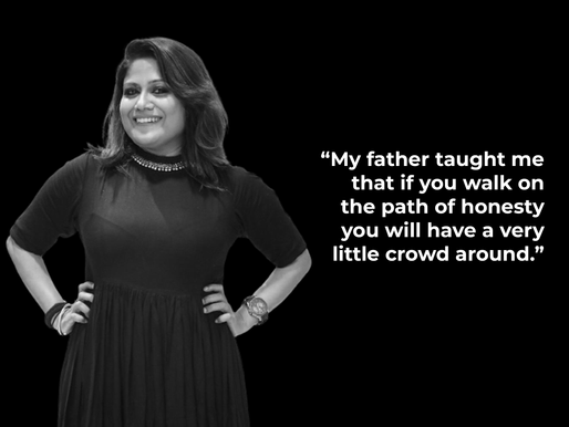 Devjani Mitra : Entrepreneur, Fashion Choreographer, Public Speaker, Counselor & much more.