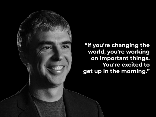 Larry Page : Co-founder of Google ( Born: 26 March 1973, age 47 years )