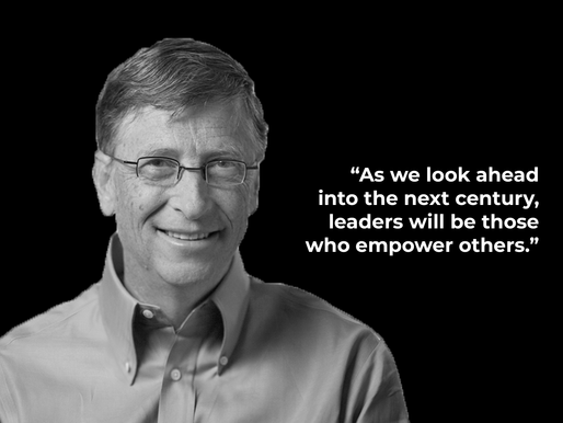 Bill Gates : Co-founder of Microsoft Corporation ( Born: 28 October 1955, age 65 years )