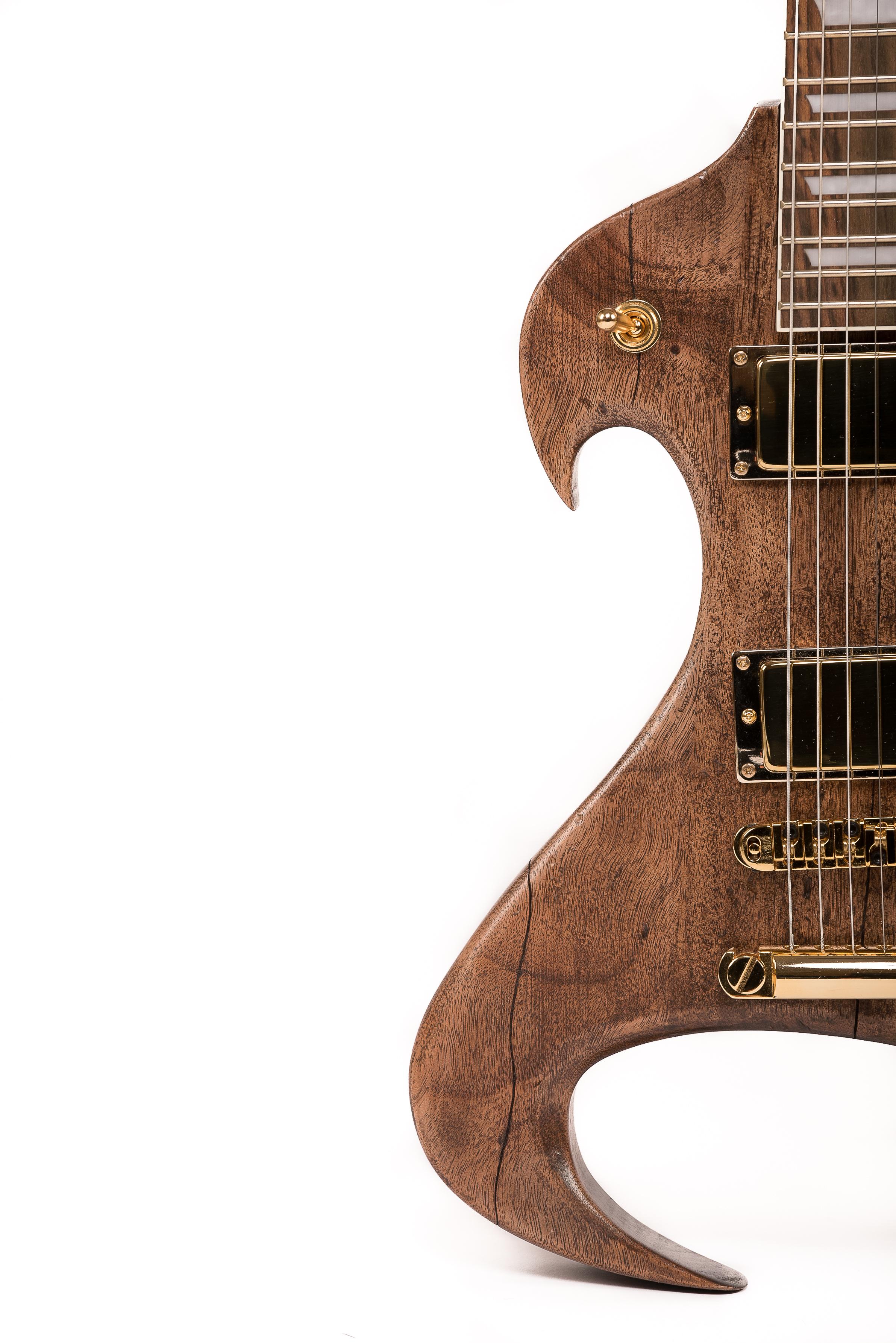 Blade Custom Hand Made Guitar