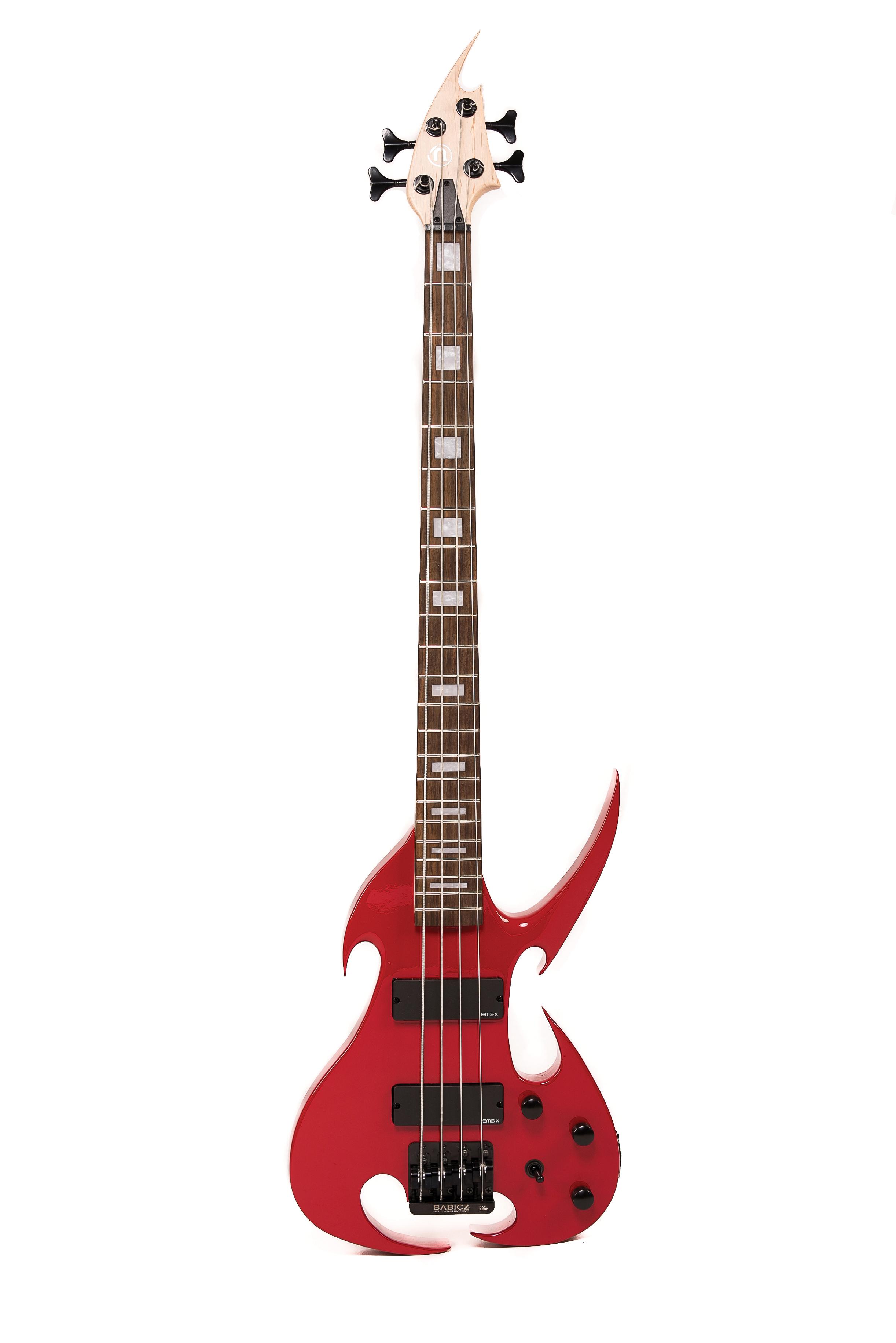 Blade Custom Hand Made Bass Guitar