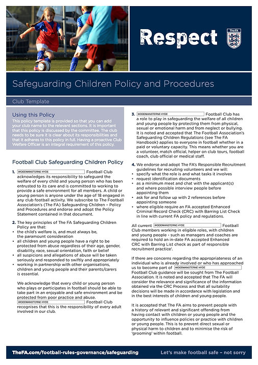 WHFC-safeguarding children policy 20 cop