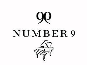 Number 9 with Piano Black u13p .jpg