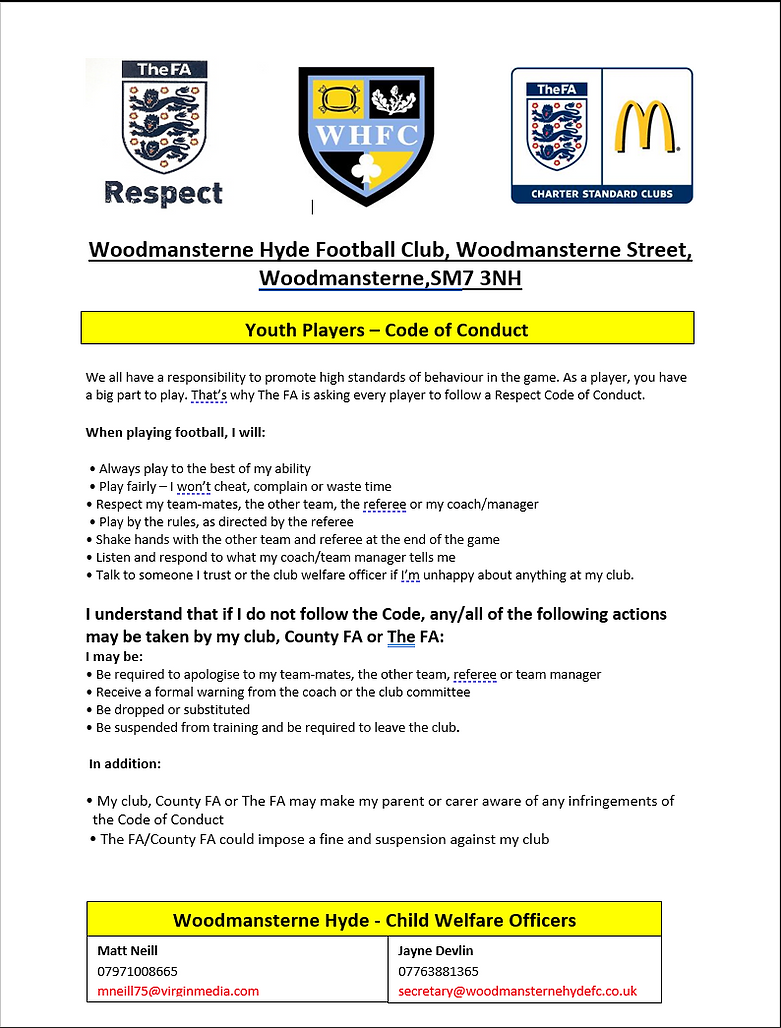 Youth Players - Code of Conduct.png