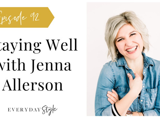 Podcast interview: Staying Well with these five tips