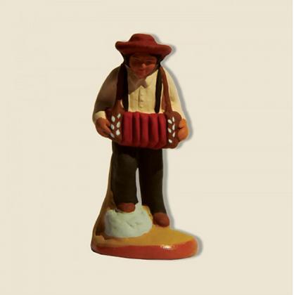 Joueur de bandoneon- 6cm