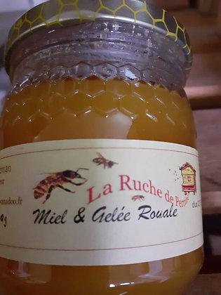 Miel et gelée royale