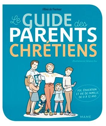 Livre : Le guide des parents chrétiens