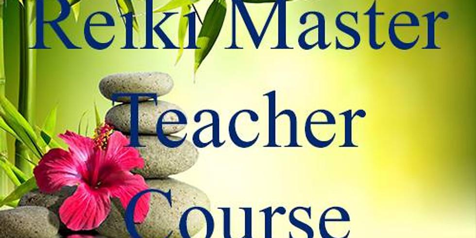 Usui Reiki Master/Teacher