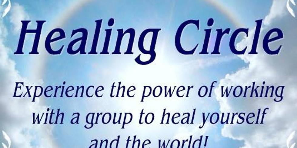 Reiki Healing Circle  online Zoom