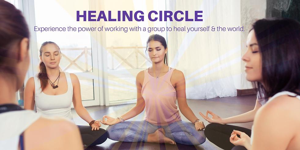 Reiki Healing Circle      ONLINE Zoom   (5)
