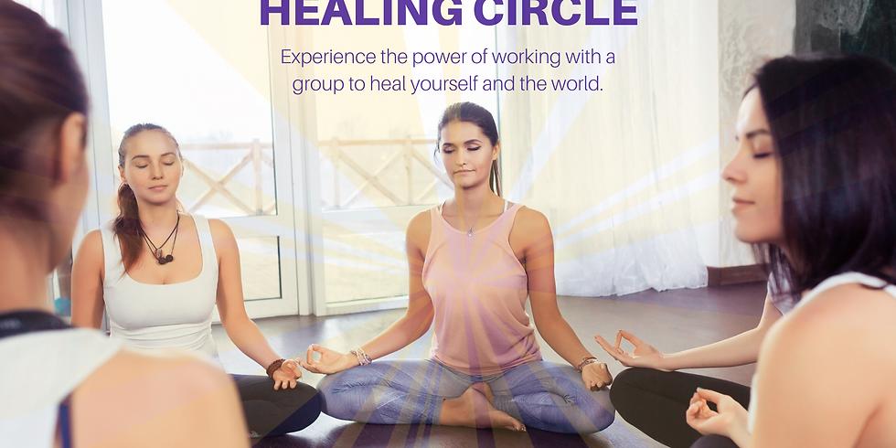 Reiki Healing Circle & Drum Clearing   (1)