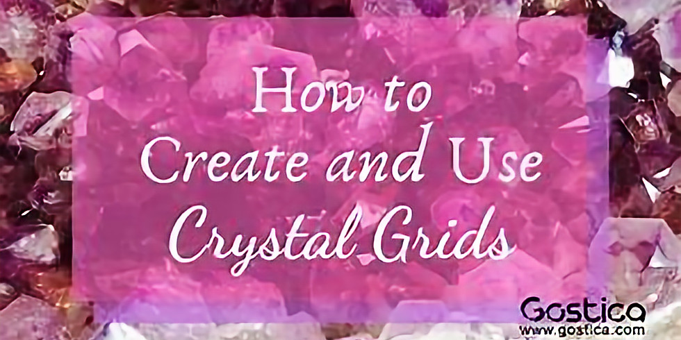 How to create and use crystal Grids
