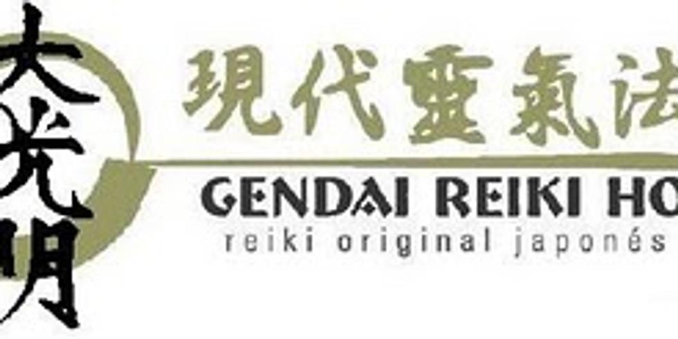 Gendai Reiki Ho Level 1 Shoden