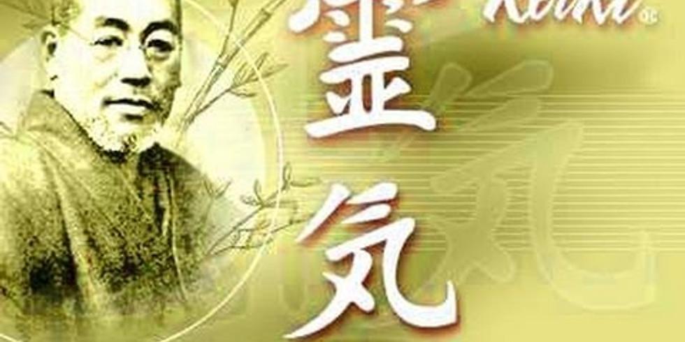 Usui Reiki Part B Master/Teacher Class
