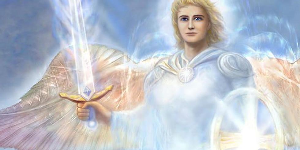 Archangel Michael  Attunement with Joshua Inacio