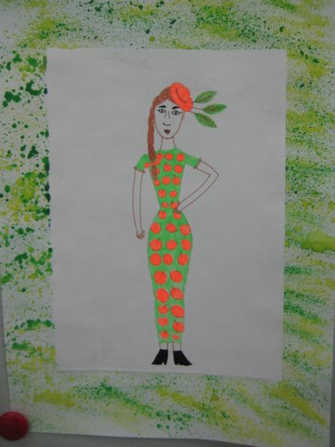 1. Федянина Маргарита,10 лет