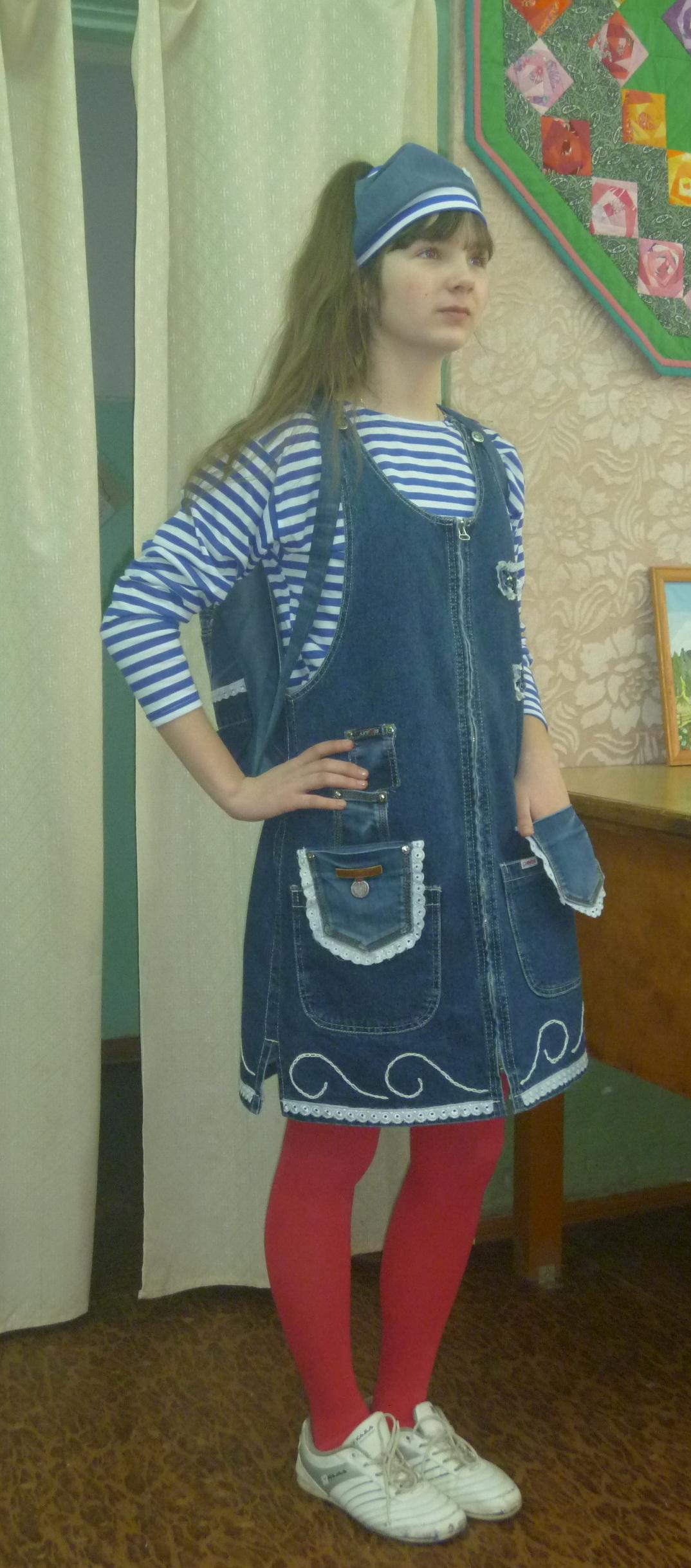 4. Манина Дарья, 13 лет